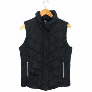 H&M | Black Puffer Vest